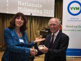 Rudy Rabbinge wint Rachel Carson Oeuvre prijs
