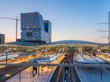 stedelijke ontwikkeling Utrecht centraal station