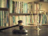 jurisprudentie 1 hamer en weegschaal